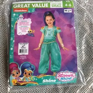 Shimmer and Shine Shine Costume